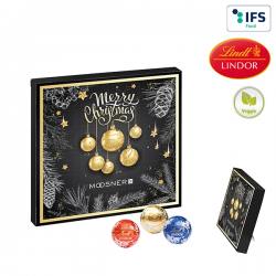 Lindor Pralinés Adventskalender BUSINESS