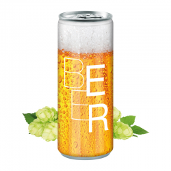 250 ml Bier - Fullbody