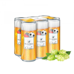 250 ml Bier - Eco Label - Sixpack