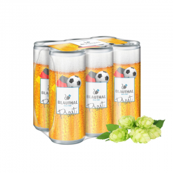 250 ml Bier - Body Label - Sixpack (Exportware, pfandfrei)