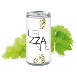 200 ml Secco d´Italia (Dose) - Body Label (Pfandfrei)