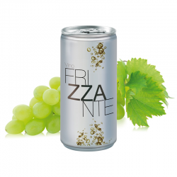 200 ml Secco d´Italia (Dose) - Body Label transparent (Pfandfrei)