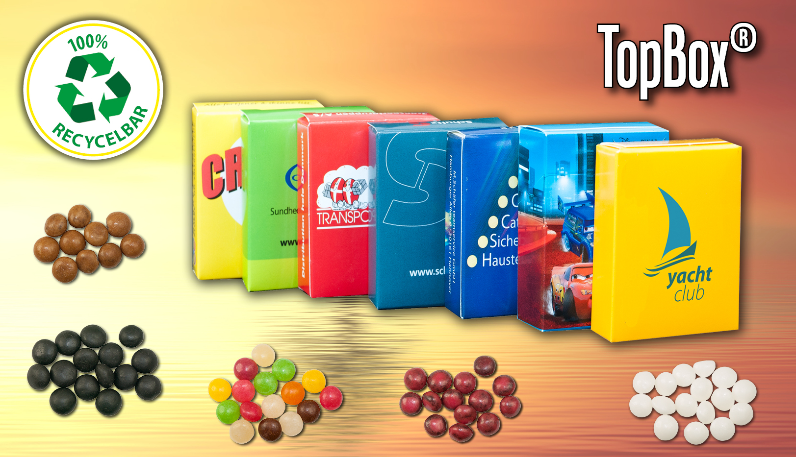 Top-Box® - Bonbon Box